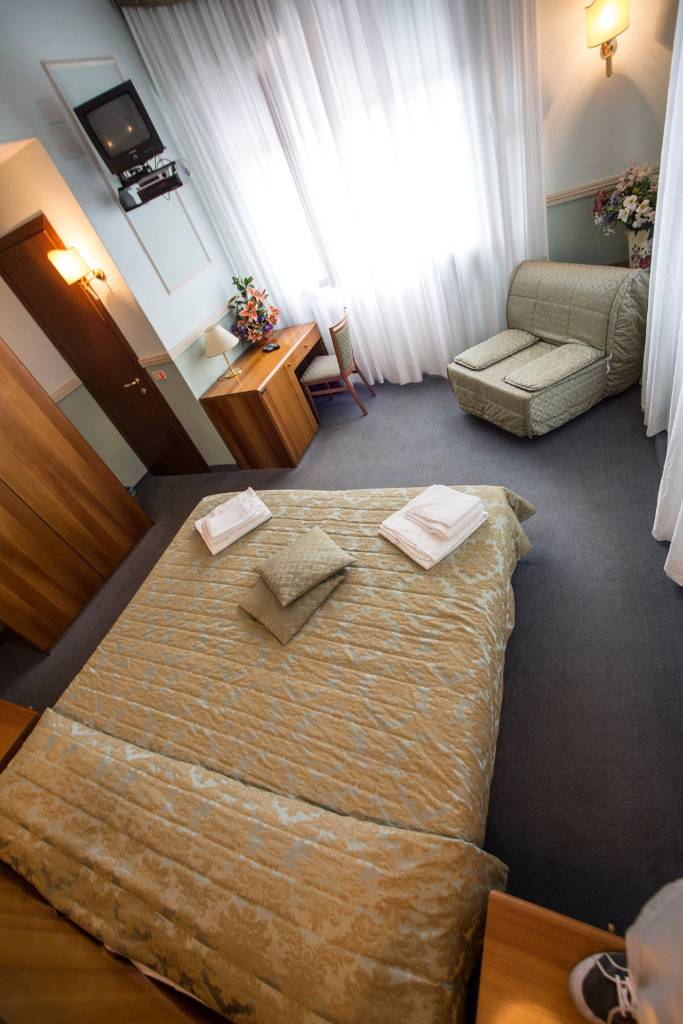 Hotel Carpe Diem Camera Doppia o Tripla con Vista Panoramica, Bagno con Doccia