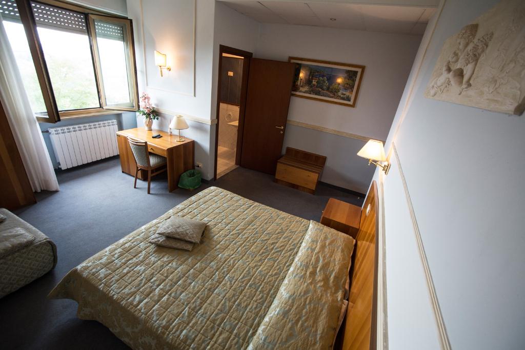 Hotel Carpe Diem Double Tripla Vista Panoramica, Frigobar e Free-WiFi